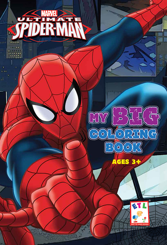 coloring books winx club ultimate spider man iron man 3